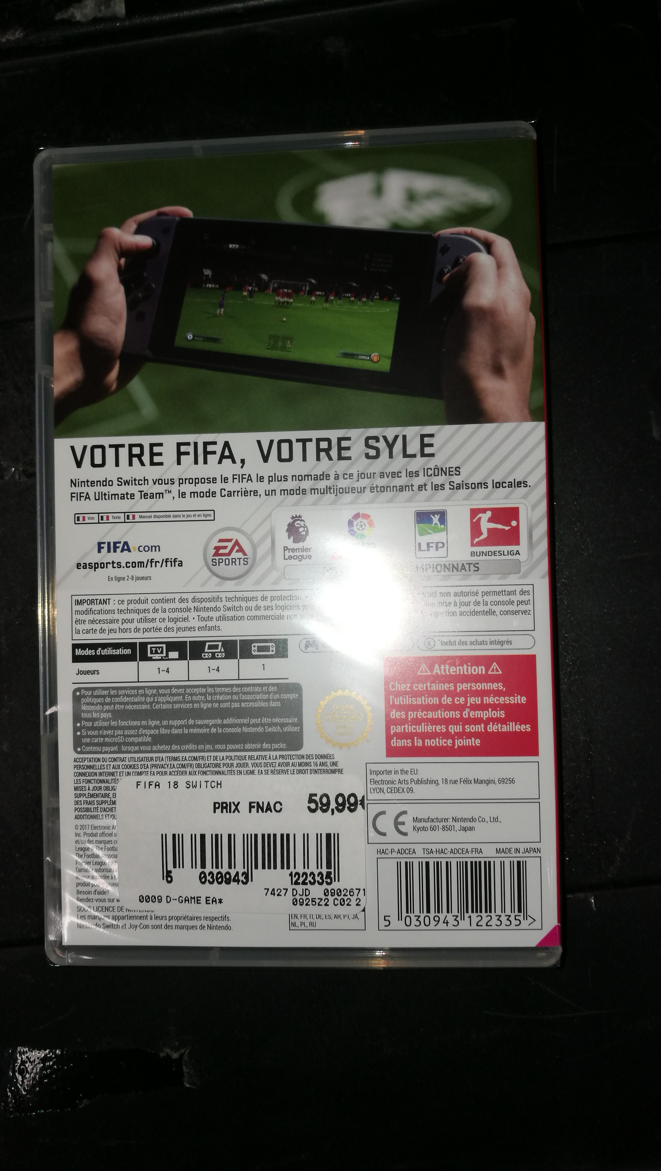 QUi va faire le kéké et acheter FIFA sur Switch ? - Page 2 1506509387-img-20170927-084417