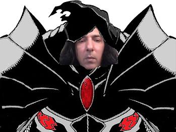Sticker bloodman rogue fairy tail demon tartaros eco plus harry potter salaud