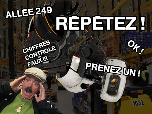 Sticker other repetez chiffres controle faux lidl la chancla catch the ufo purification par glados