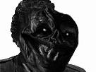Sticker jesus risitas monstre creepy