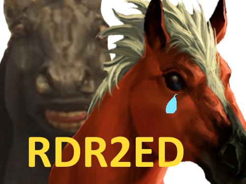 Sticker other cheval rdr epona