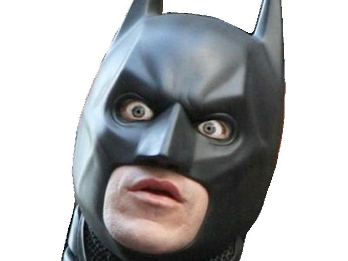 Sticker other batman signaleur wtf ouch