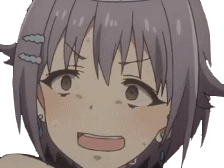 Sticker kikoojap sachiko idolmaster anime