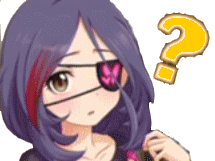 Sticker kikoojap mirei idolmaster anime