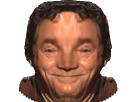 Sticker risitas jesus triso fou malade tare mongol eussou gneugneu hap hapiste smiley