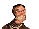 Sticker eussou monstre jesus quintero risitas