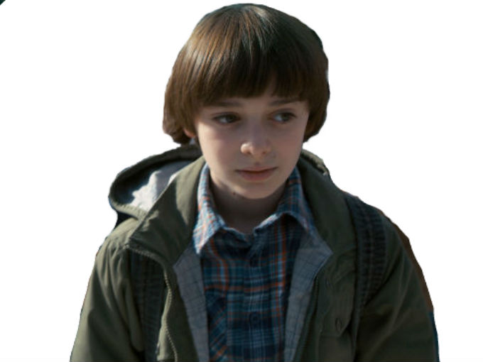 Sticker other stranger things will byers