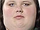 Sticker other magalie grosse obese ronde menes femme forte enrobee zoom chut choque visage