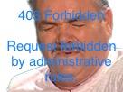 Sticker risitas 403 forbidden degueu degueulasse moche request forbidden by administrative rules