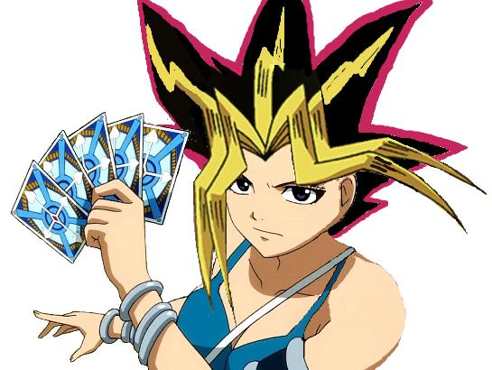 Sticker kanna yugioh ygo fairy tail fille gildarts feminine bobs cartes kikoojap relax