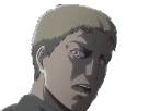 Sticker other snk reiner peur