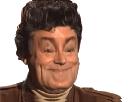 Sticker risitas jesus hap sourire fou deforme deformer deforme troll trizo gney gneu eussou
