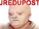Sticker risitas gpapost je redu post ou cancer