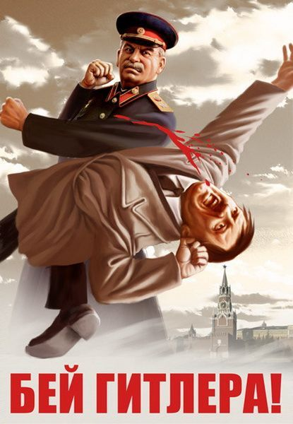 Sticker risitas hitler adolf nazi communisme staline revolution