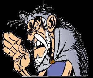 Sticker devin asterix prolix futur prediction