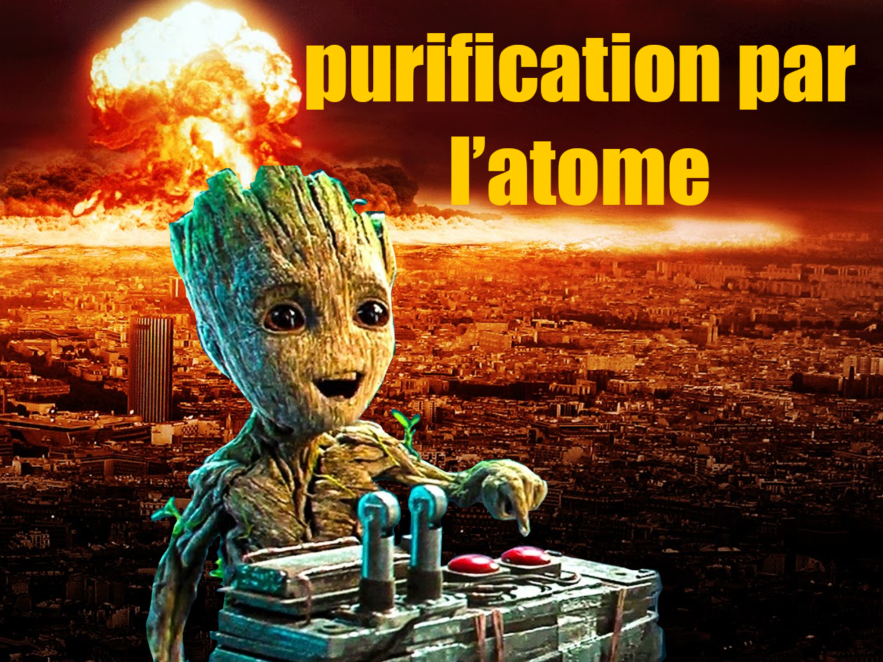 Sticker other purification par atome groot