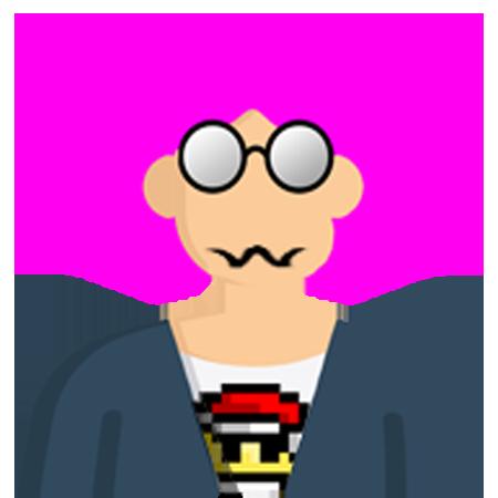 Sticker other madz rang avn avenoel nul feministe femen feminazie femme cheveux rose madmoizelle