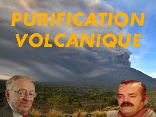 Sticker risitas purification volcan yorarien