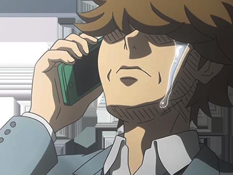 Sticker saiki kusuo no nan kuniharu kikoojap anime pleure larmes telephone detresse killerjamme
