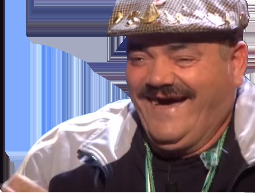 Sticker risitas beret berret rire rigoler issou mort de rire fou rire aya chancla