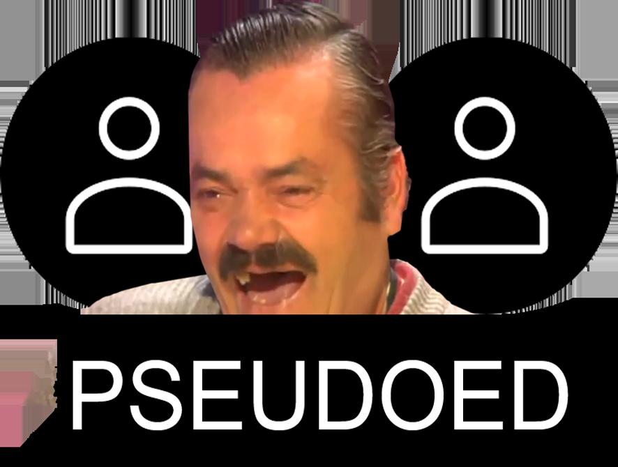 Sticker risitas pseudo pseudoed avn avenoel delire newfag dev balise [pseudo] patrie pseudonyme pseudoed