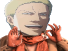 Sticker snk reiner just right