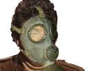 Sticker risitas jesus masque a gaz