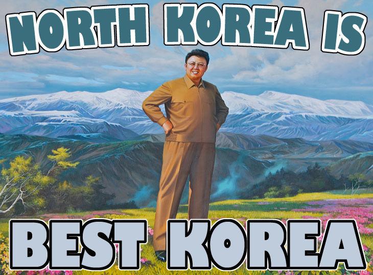 Sticker risitas north korea best korea staline communisme revolution coree cdn
