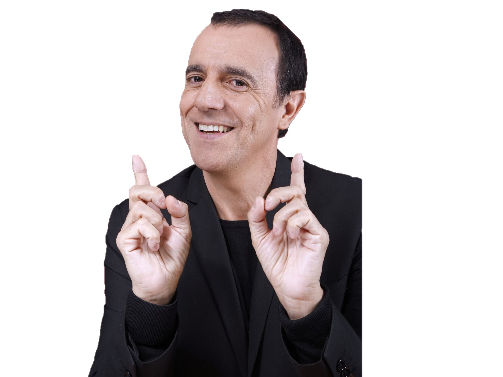 Sticker other motus thierry beccaro france 2 doigts