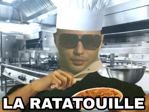 Sticker other alkpote caballero jeanjass ratatouille cuisine