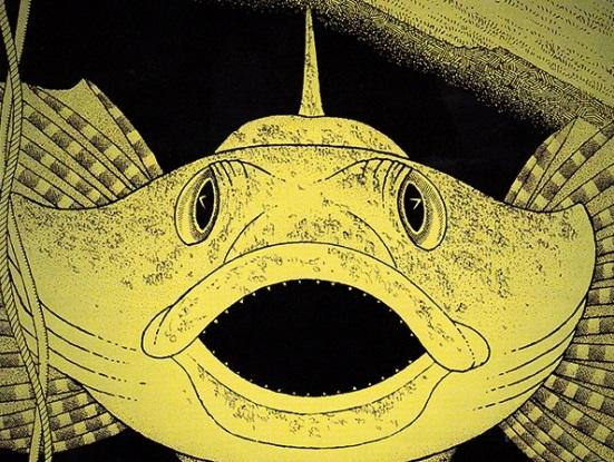 Sticker other poisson mer ocean chabot riviere fleuve lac