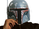 Sticker other boba fett alkpote pupute