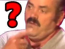 Sticker risitas question point interrogation main hd