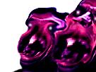 Sticker el peito creepy risitas aya cunao goudja pepito mono dent bizarre