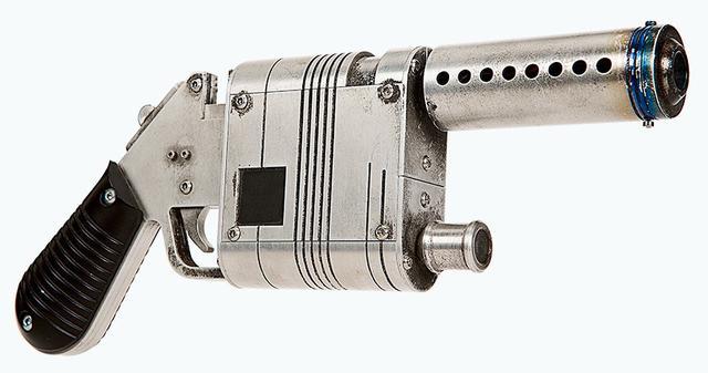 Sticker other star wars rey pistolet blaster