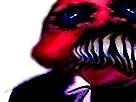 Sticker risitas creepy demon omg bizarre monstre aya issou