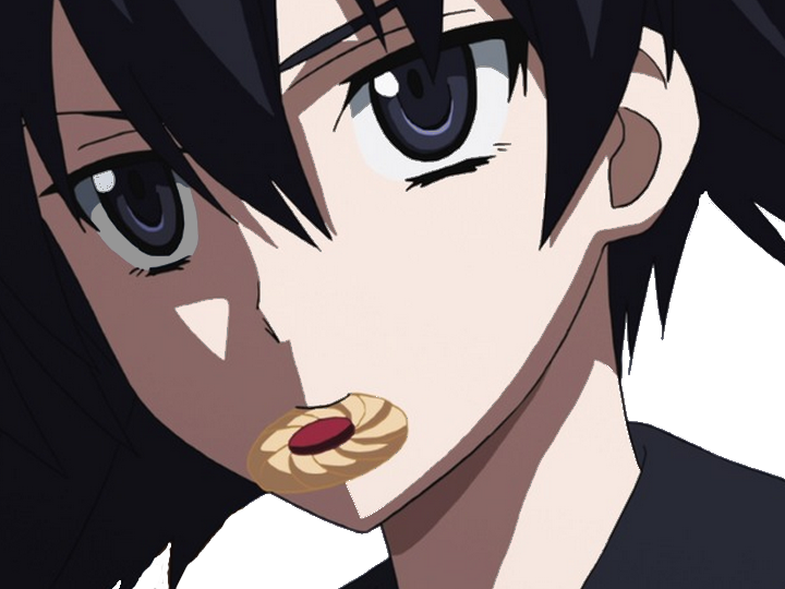 Sticker kikoojap akame ga kill kurome biscuit