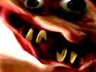 Sticker risitas creepy demon omg bizarre aya omg issou