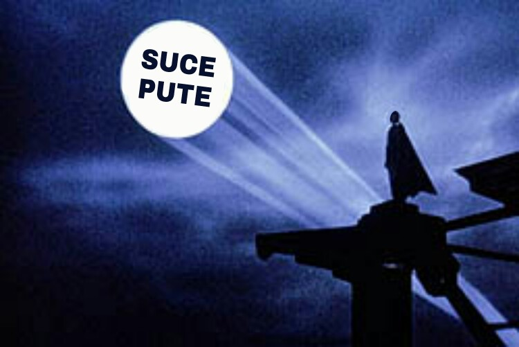 Sticker risitas alkpote signal suce pute batman