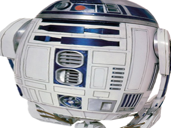 Sticker other r2d2 star wars droide zoom wtf
