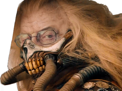 Sticker other larry mad max fury road