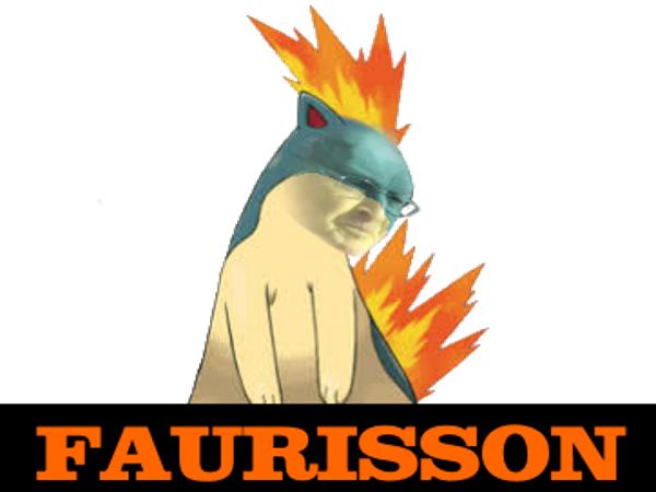 Sticker faurisson feurisson pokemon juif antisemite other
