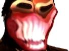 Sticker jesus creepy sourire aya monstre issou joker immondice difforme yeux risitas