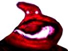 Sticker risitas demon bizarre aya omg enfer issou bizarre difforme monstre eussou