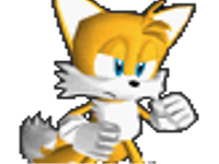 Sticker other sonic rush tails