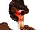 Sticker risitas jesus monstre aya bordel issou eussou bizarre creepy oeil