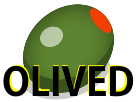 Sticker other olived olive texte text krankin