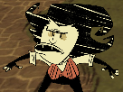 Sticker other dont starve wilson krankin