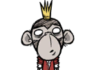 Sticker other dont starve krankin