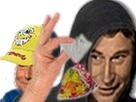 Sticker risitas alerte pedophile pedo bfmtv gilbert 2 sucres police darknet deep web bonbon